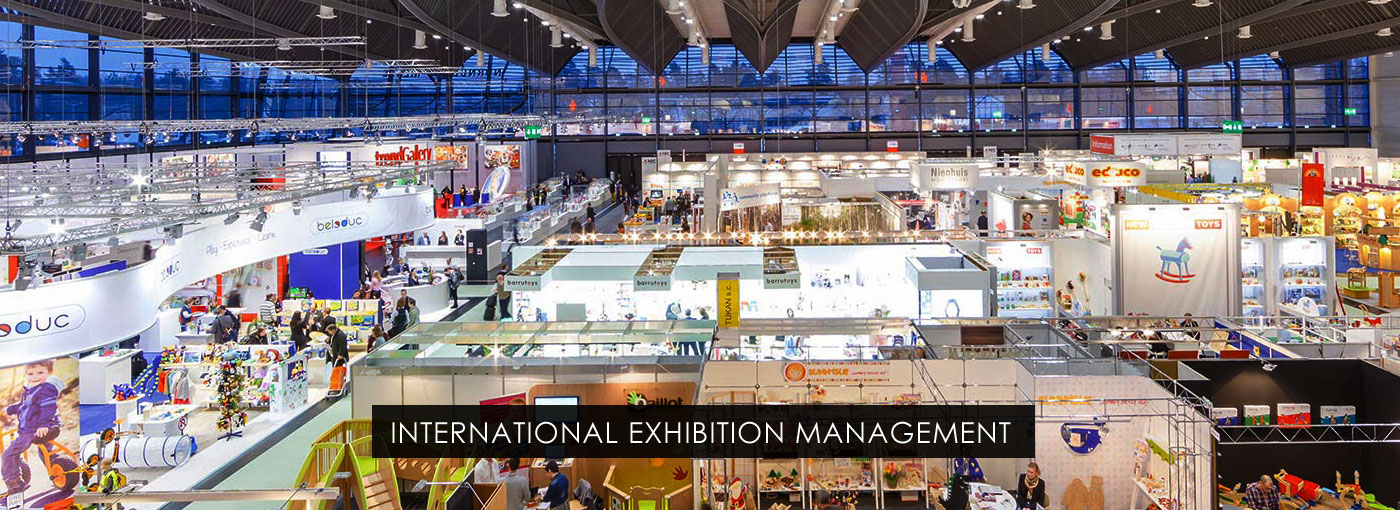 International exhibition management